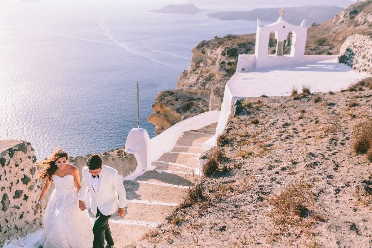 StellaAndMoscha Exclusive Greek Island Weddings