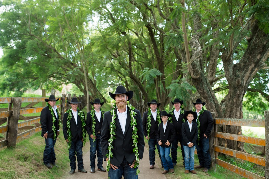 Cowboys in Hawaii