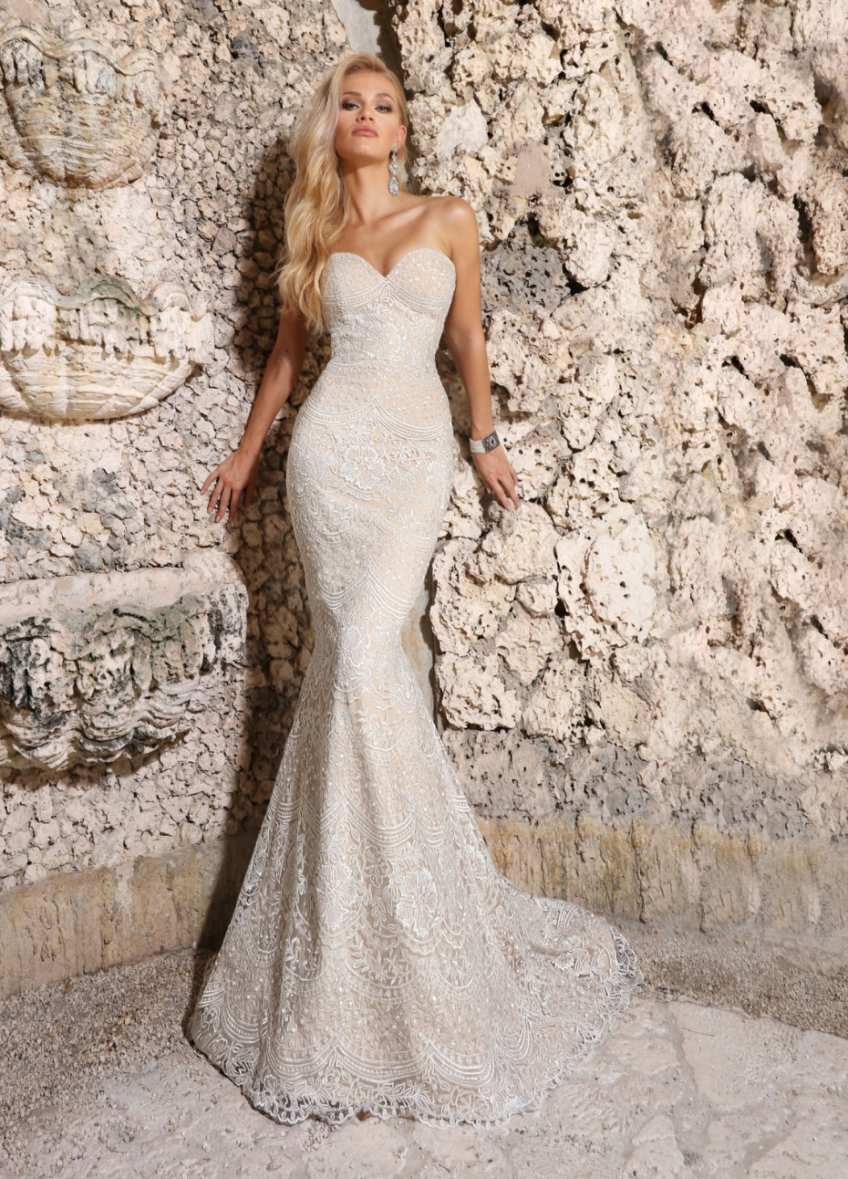 Gorgeous Ashley & Justin Bridal Trunk Show at Terry Costa