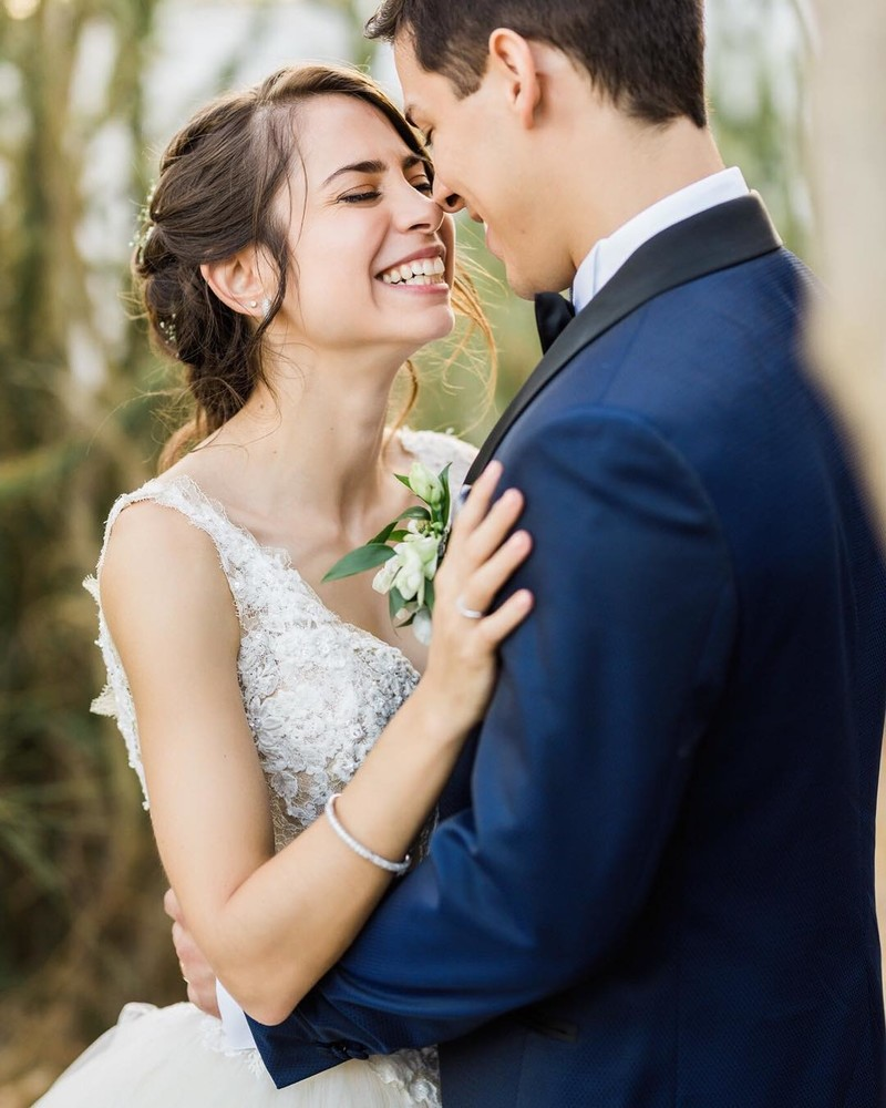 Real Wedding with Lília and Pedro