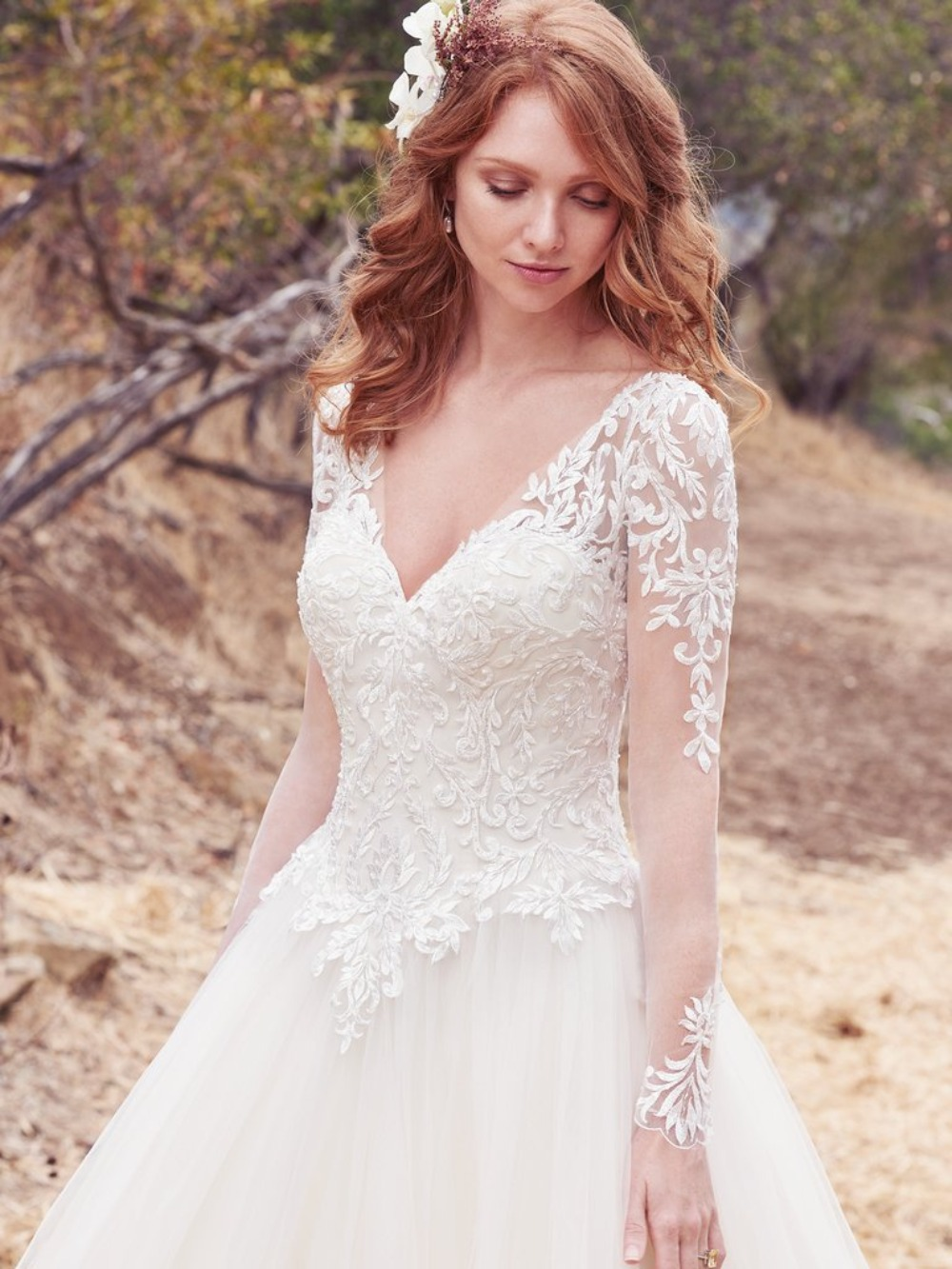 Maggie Sottero Designs Princess Gowns
