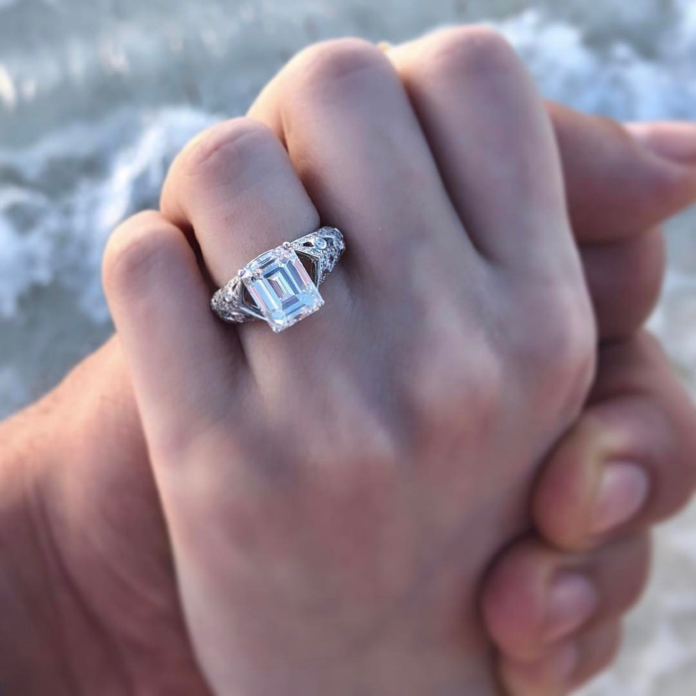 Alexa Ray Joel's Engagement Ring is Beyond Words Amazing!