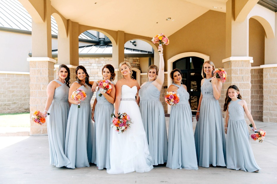 KF Bridal has the perfect dress for all your girls