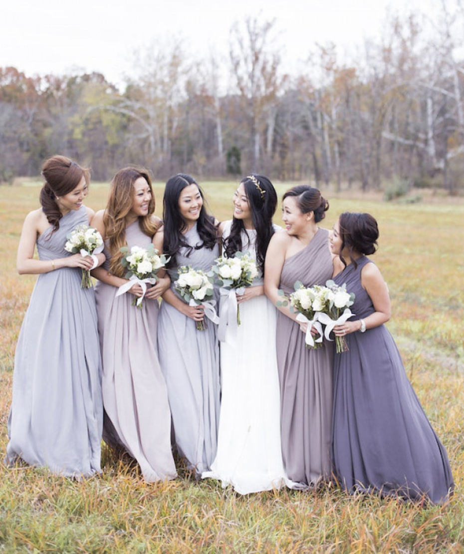 This color combo is on point with KF Bridal