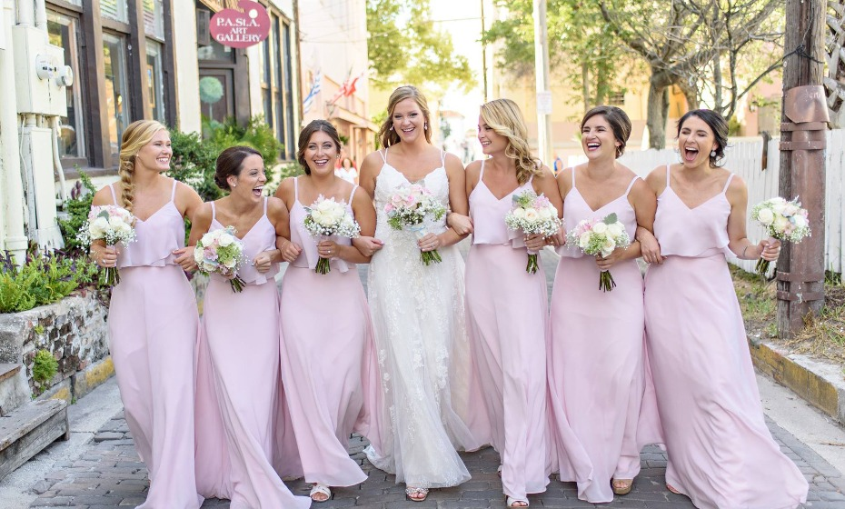 Save Up To 50% On Bridesmaid Dresses From KF Bridal