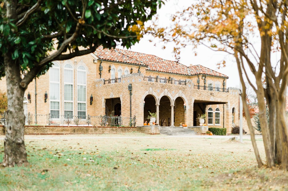 Grisso Mansion wedding venue