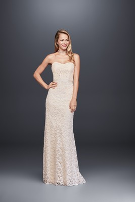 Desert Dreaming: New Galina Spring 2018 for David's Bridal