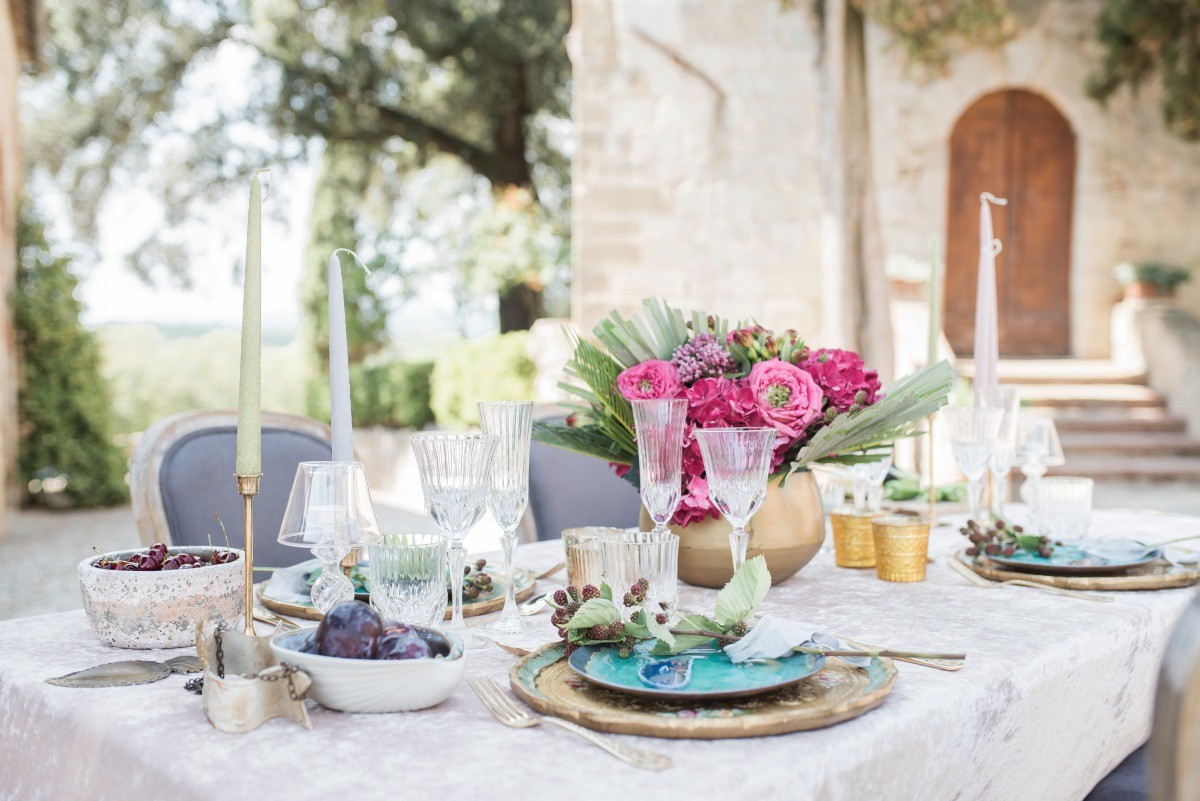Weddings in Tuscany by Chiara Sernesi