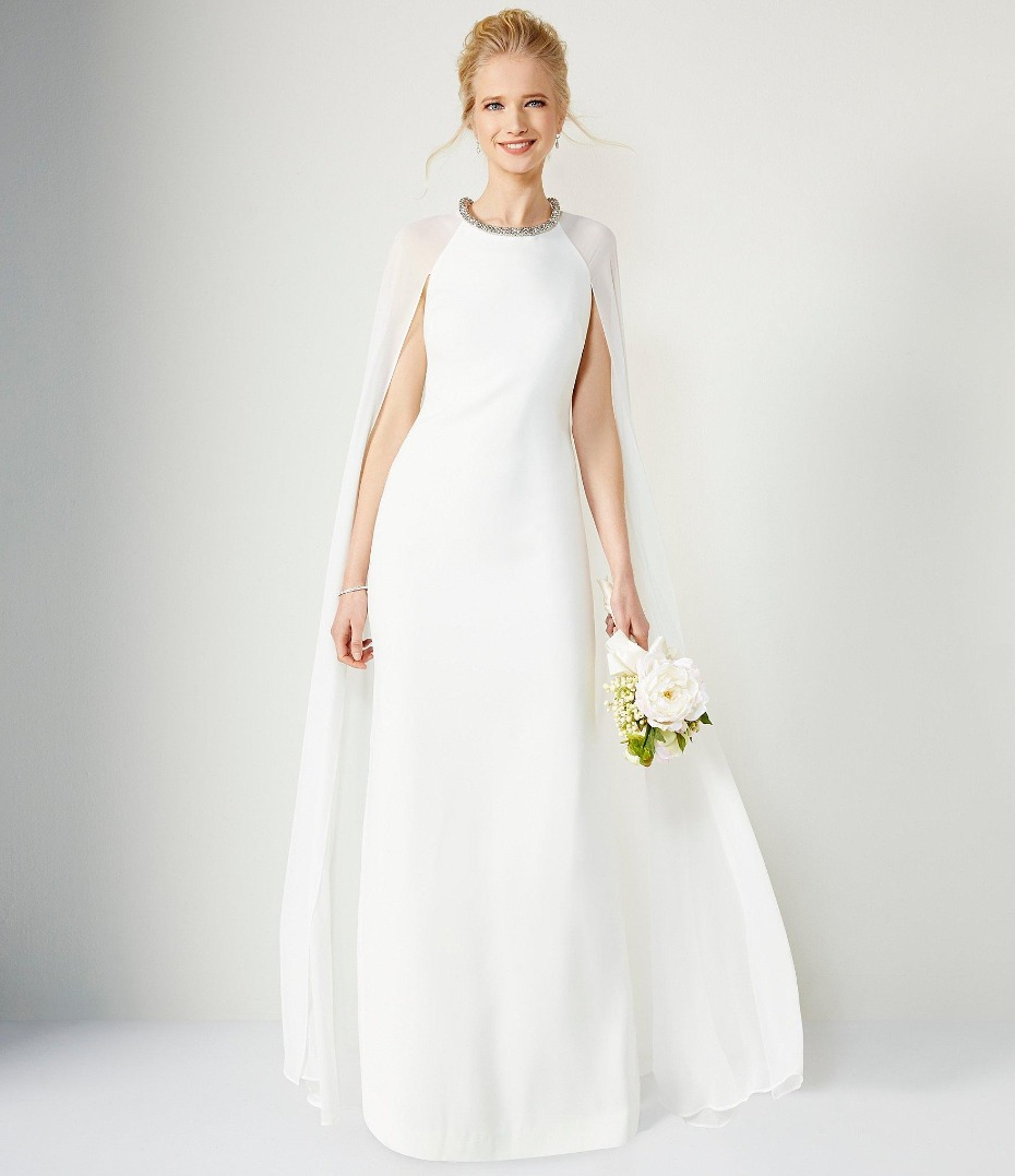 calvin klein meghan markles wedding dress