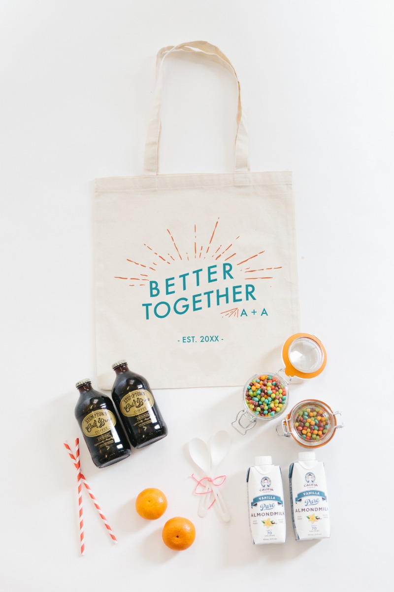 Cute gifts for your bridal party and more.