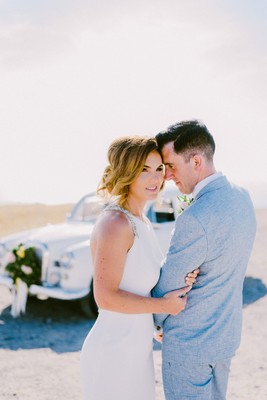 Thinking Of Getting Married Abroad? This Wedding Is A Must See!