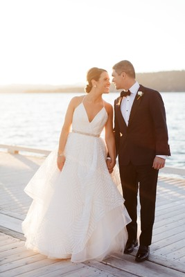 Ring in the New Year with a Gorgeous Wedding in Lake Tahoe