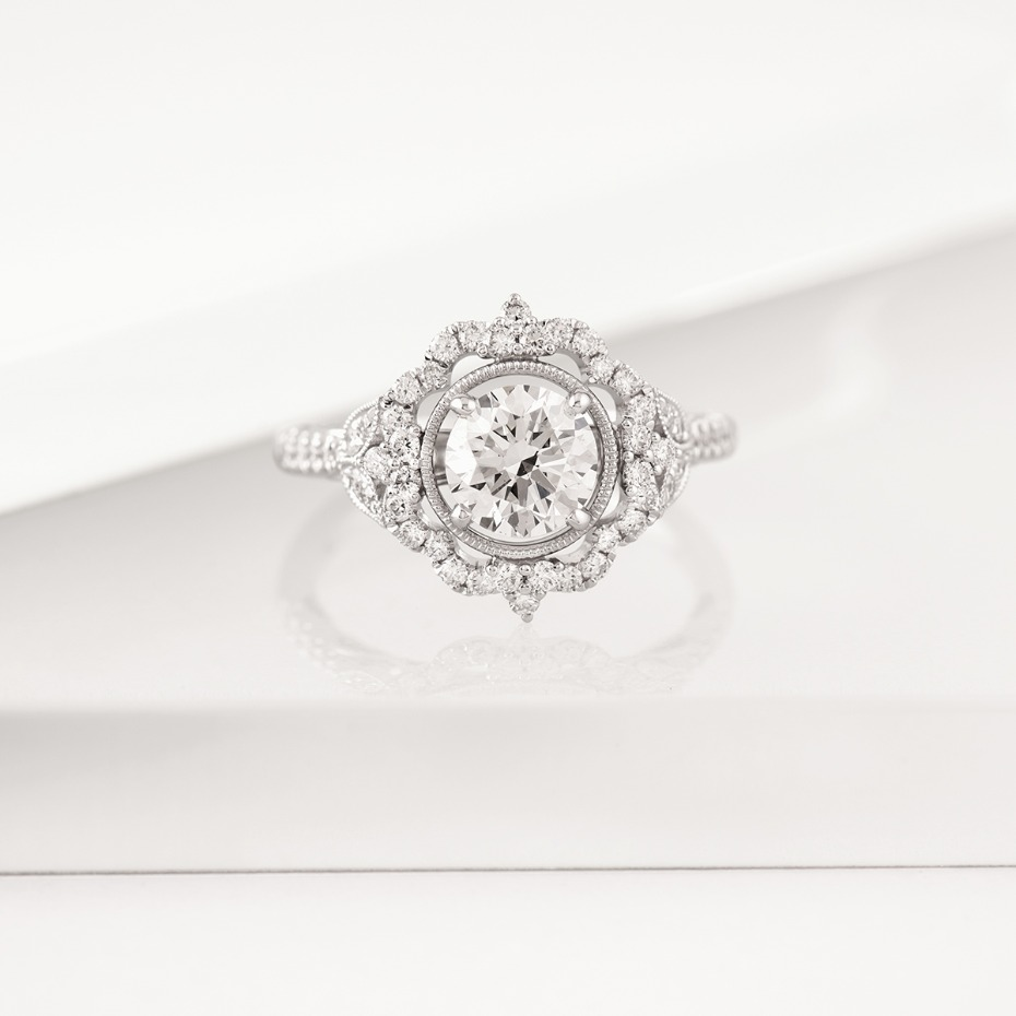 Valentine's Day Engagement Rings from Shane Co.