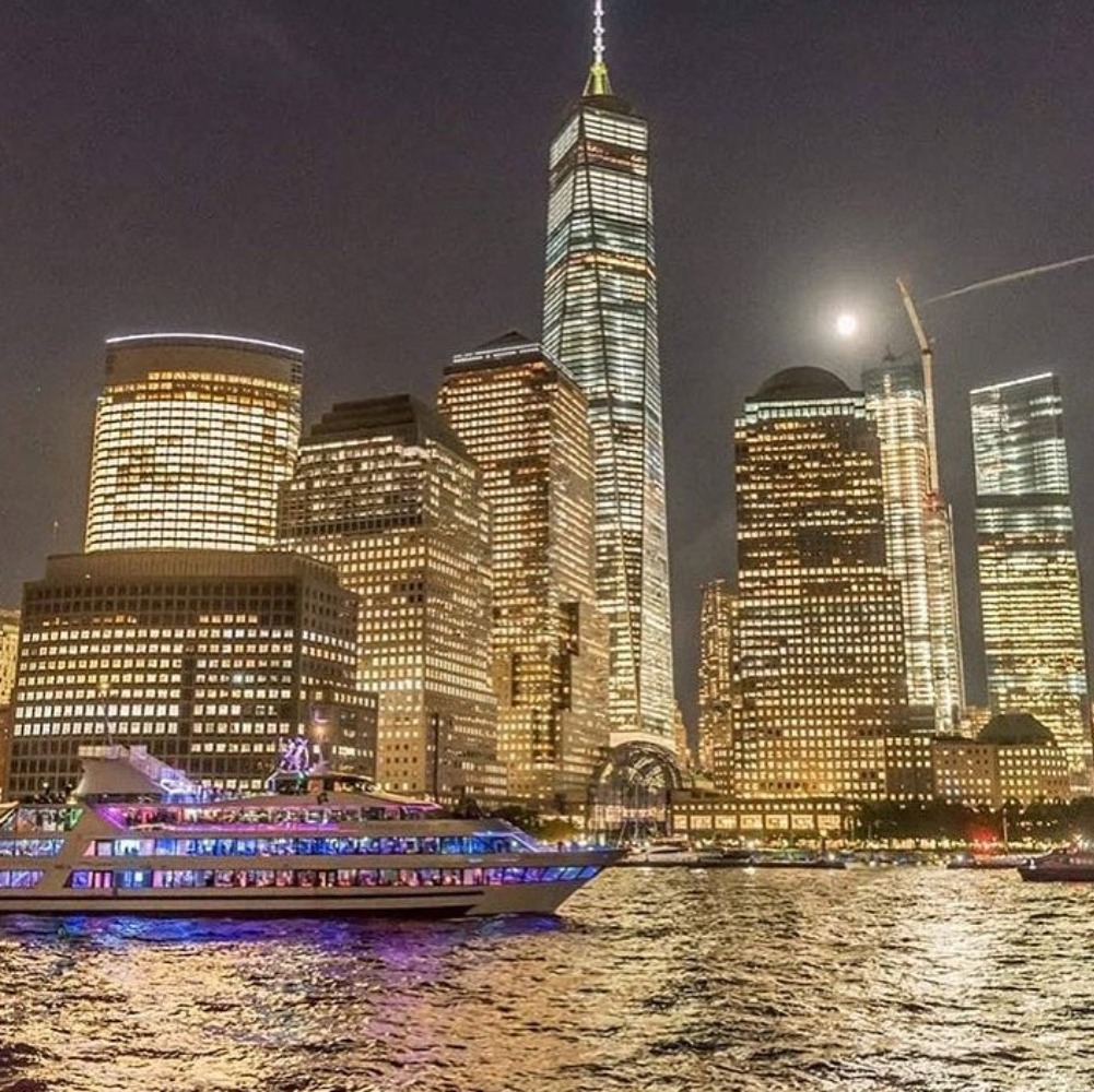 Five reasons to consider a Wedding on the Water with Hornblower NY!