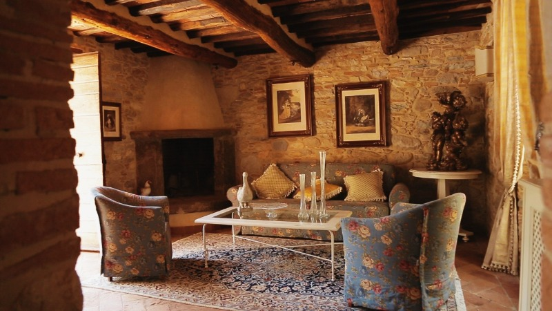 Inspiration Image from Antico Borgo Valle di Badia