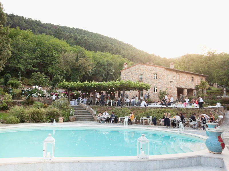 Valle di Badia: a beautiful and ancient hamlet, located within the Tuscan hills. Simply perfect for weddings and ceremonies!