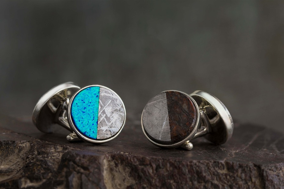 Meteorite Jewelry is Out of this World