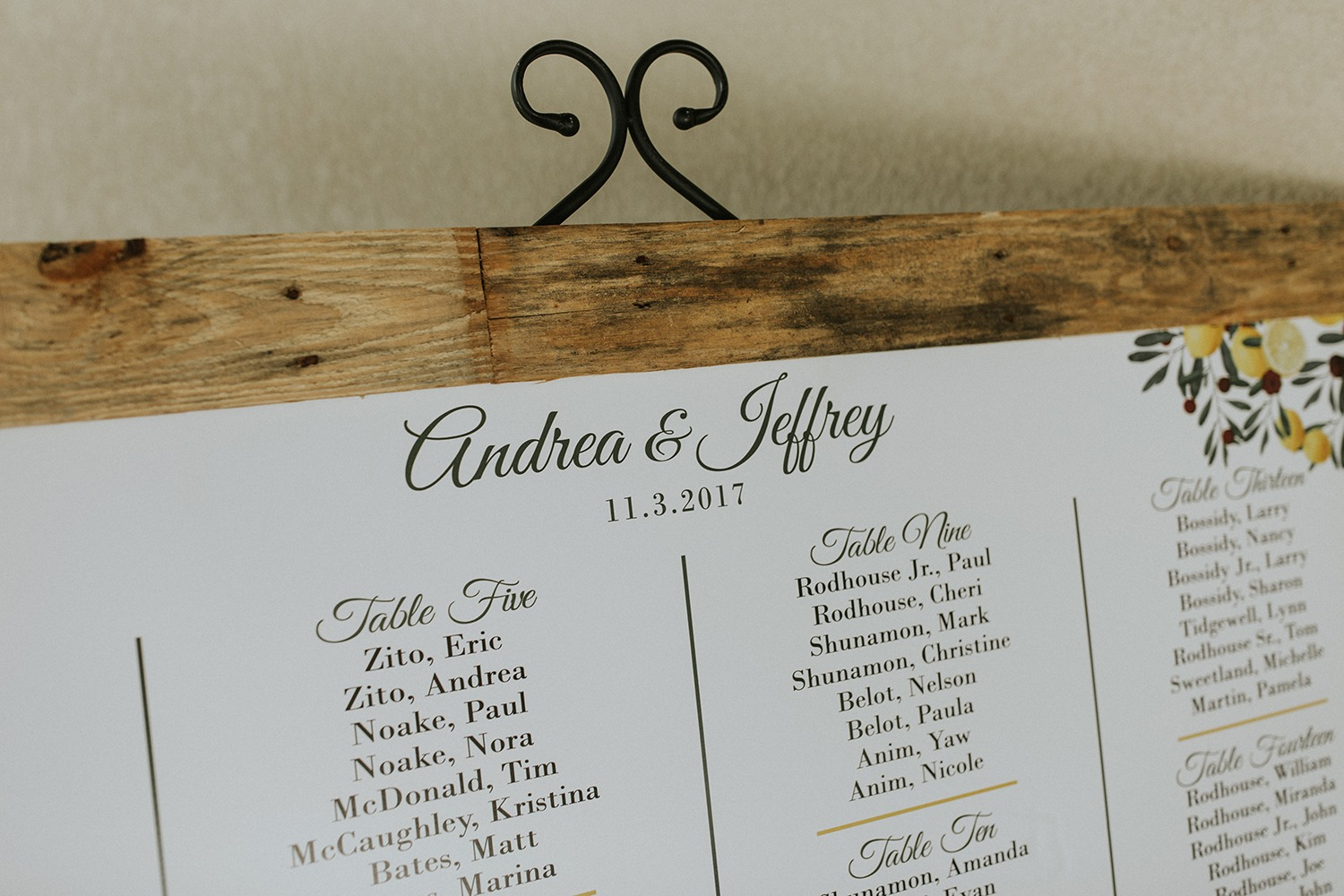 Spoil Your Guests With A Tuscan Themed Wine And Dine Wedding