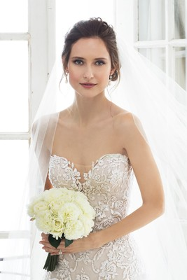 Sophia Tolli's Spring 2018 Collection With Mon Cheri Bridals