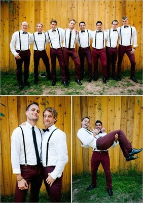 8 Groomsmen Looks To Pair With Your No Cold Feet Co Socks!