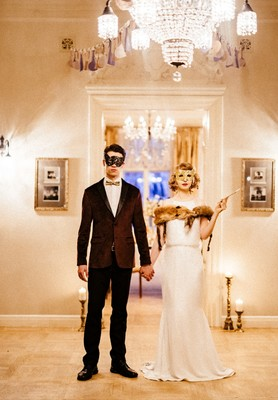 Bring the Roaring 20s Back to Life with a Great Gatsby Wedding