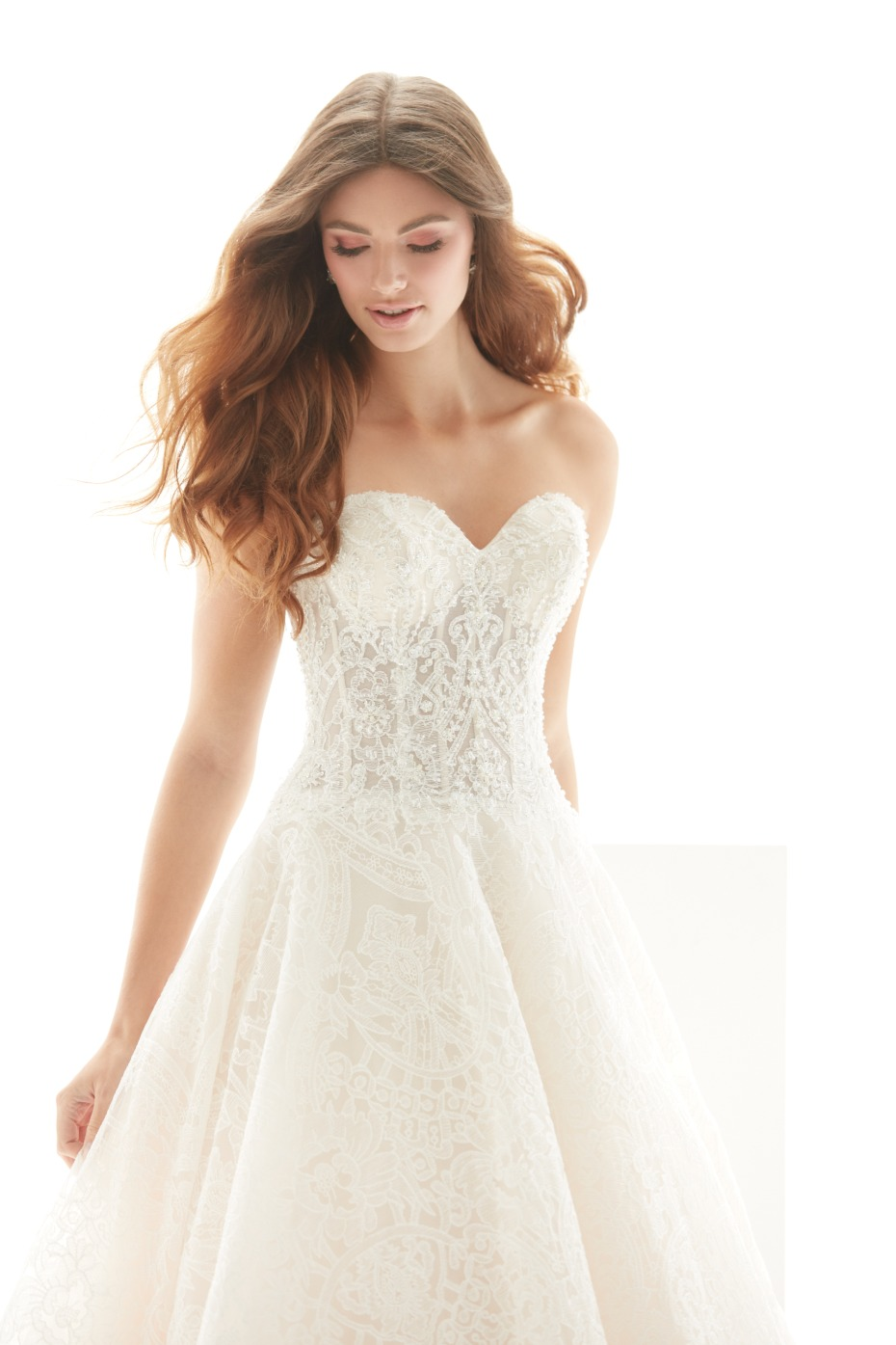 Allure Bridals Trunk Show at Terry Costa
