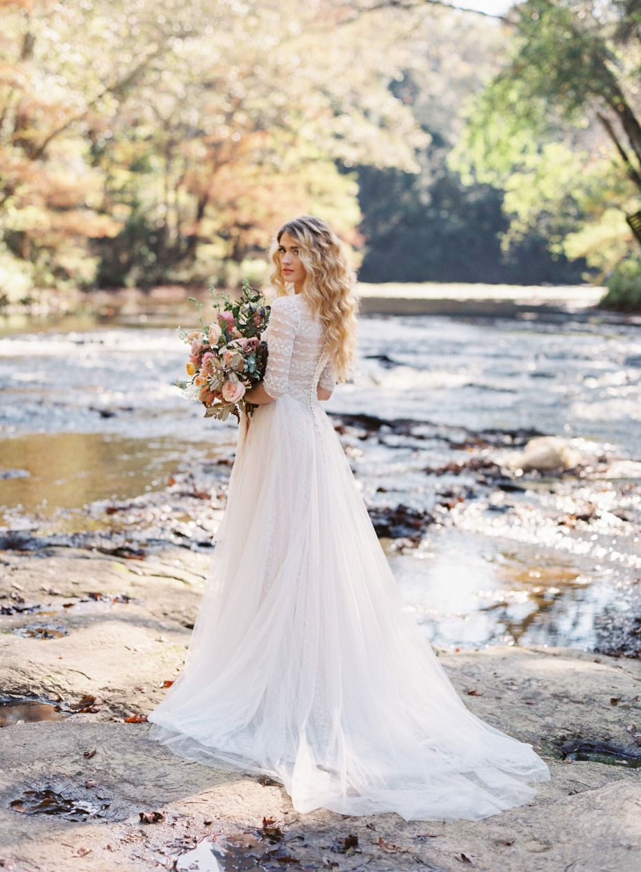 Allure Bridals Collection at Terry Costa