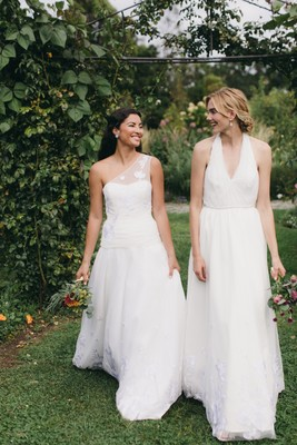 The Catherine Kowalski Bridal Collection is Timeless and Unexpected