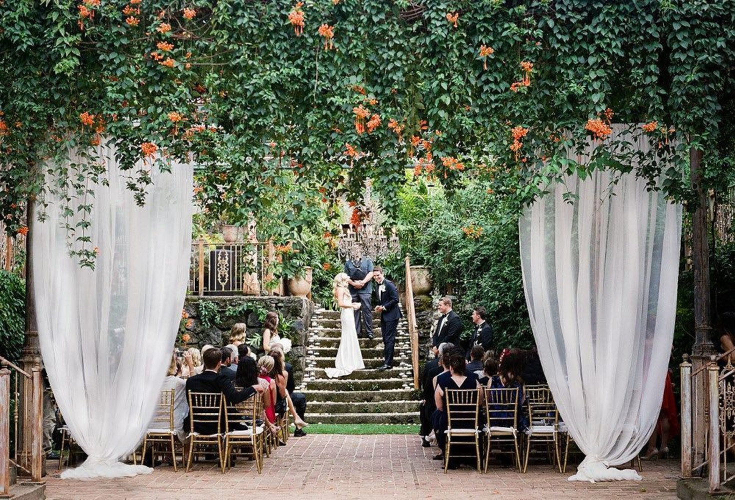 10 Venues That'll Make You Want to Ditch Your OG 'I Do' Plan