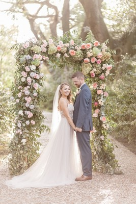 How to Style a Perfectly Sweet Southern Garden Wedding