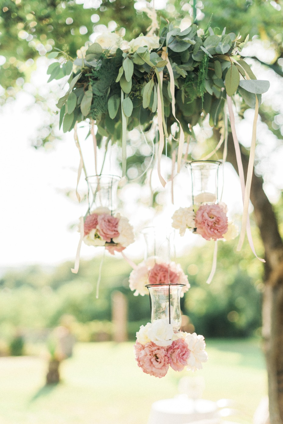 Flower decor idea