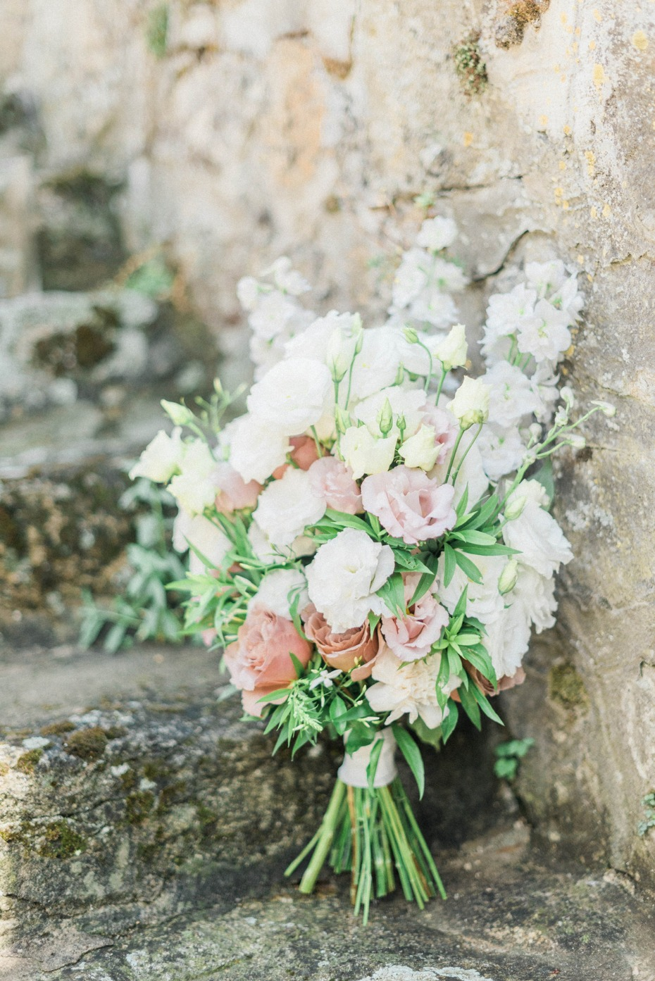 Muted colors bouquet