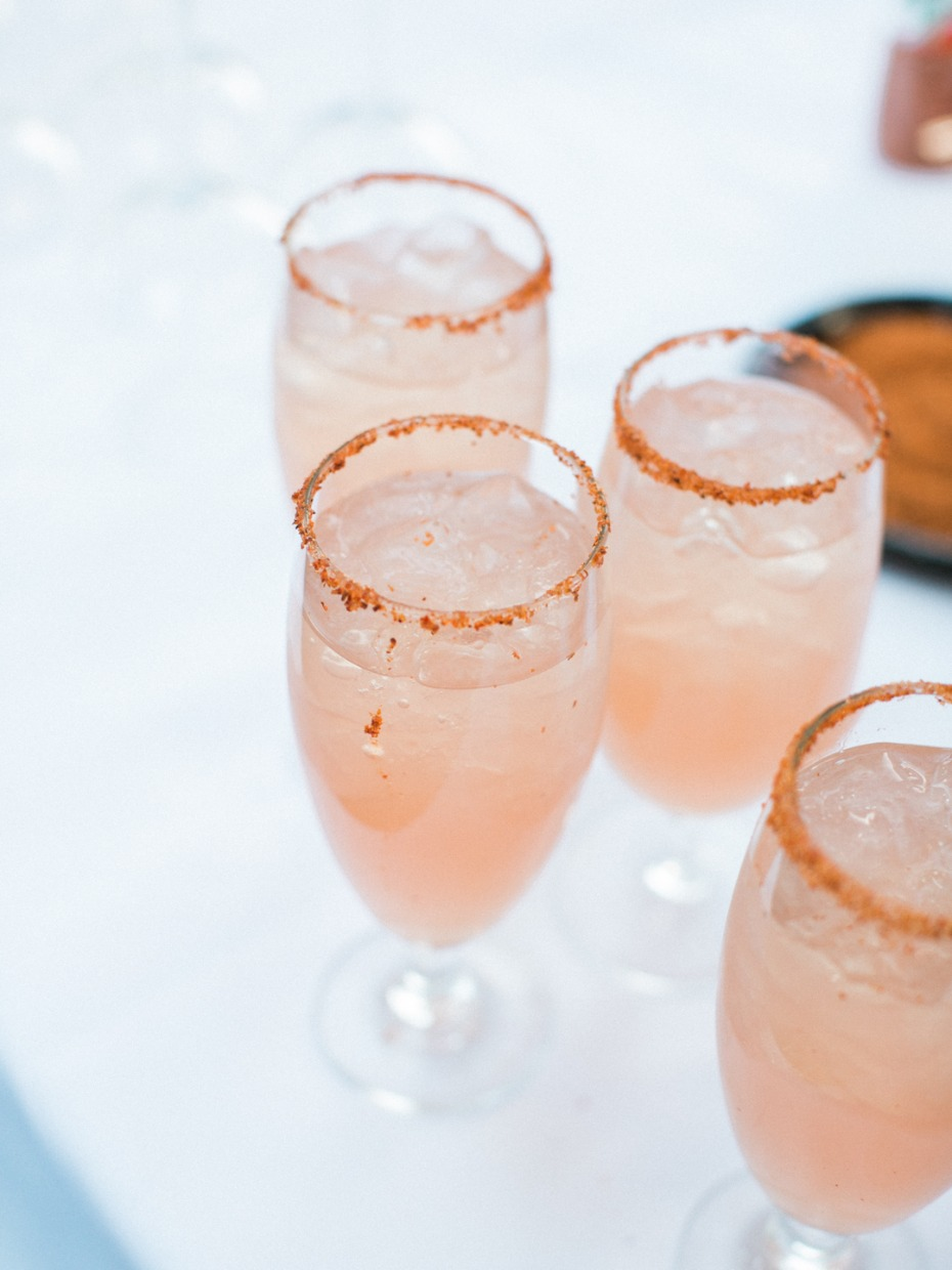 Blood Orange Chili Margarita