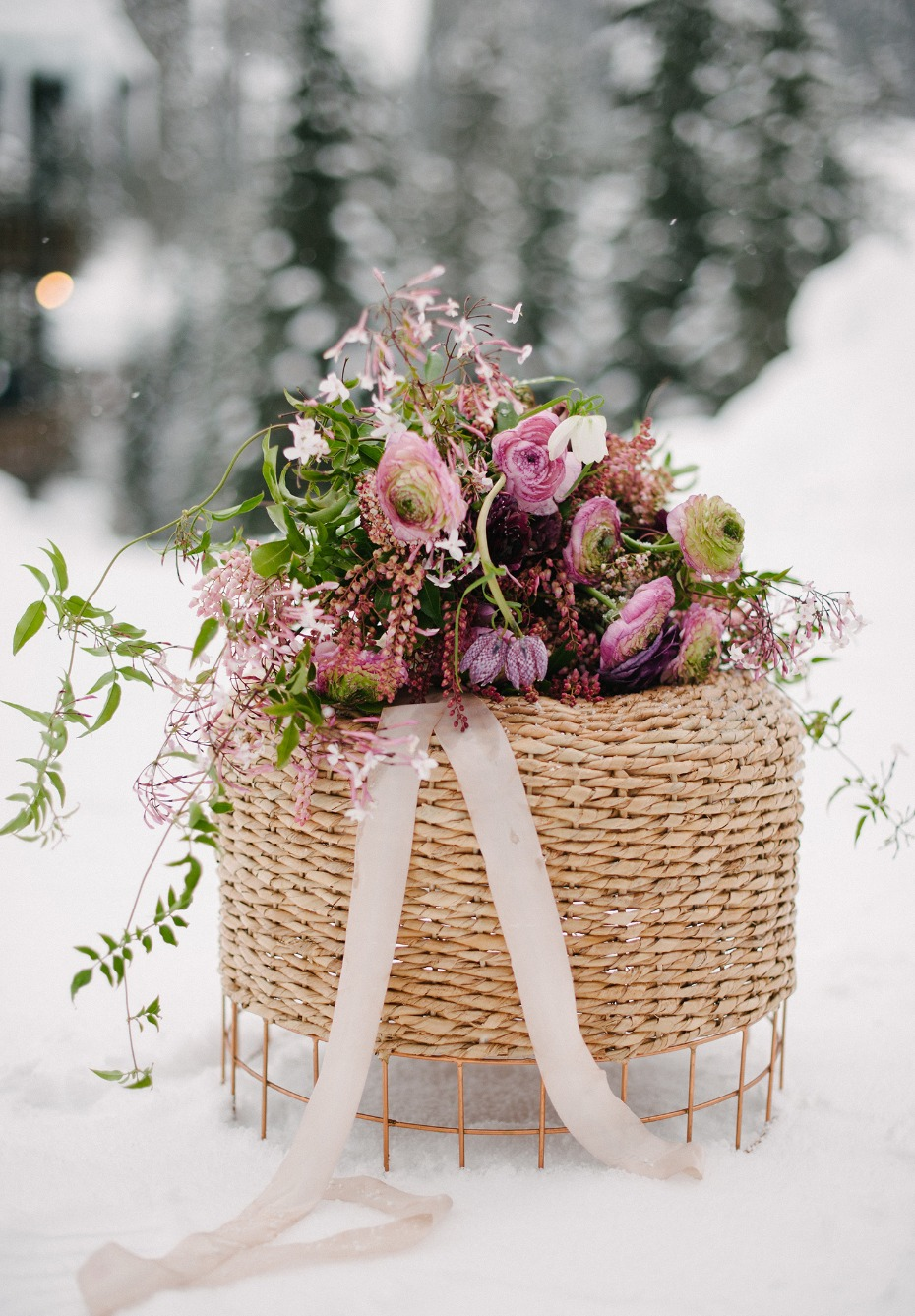 alternative winter wedding ideas