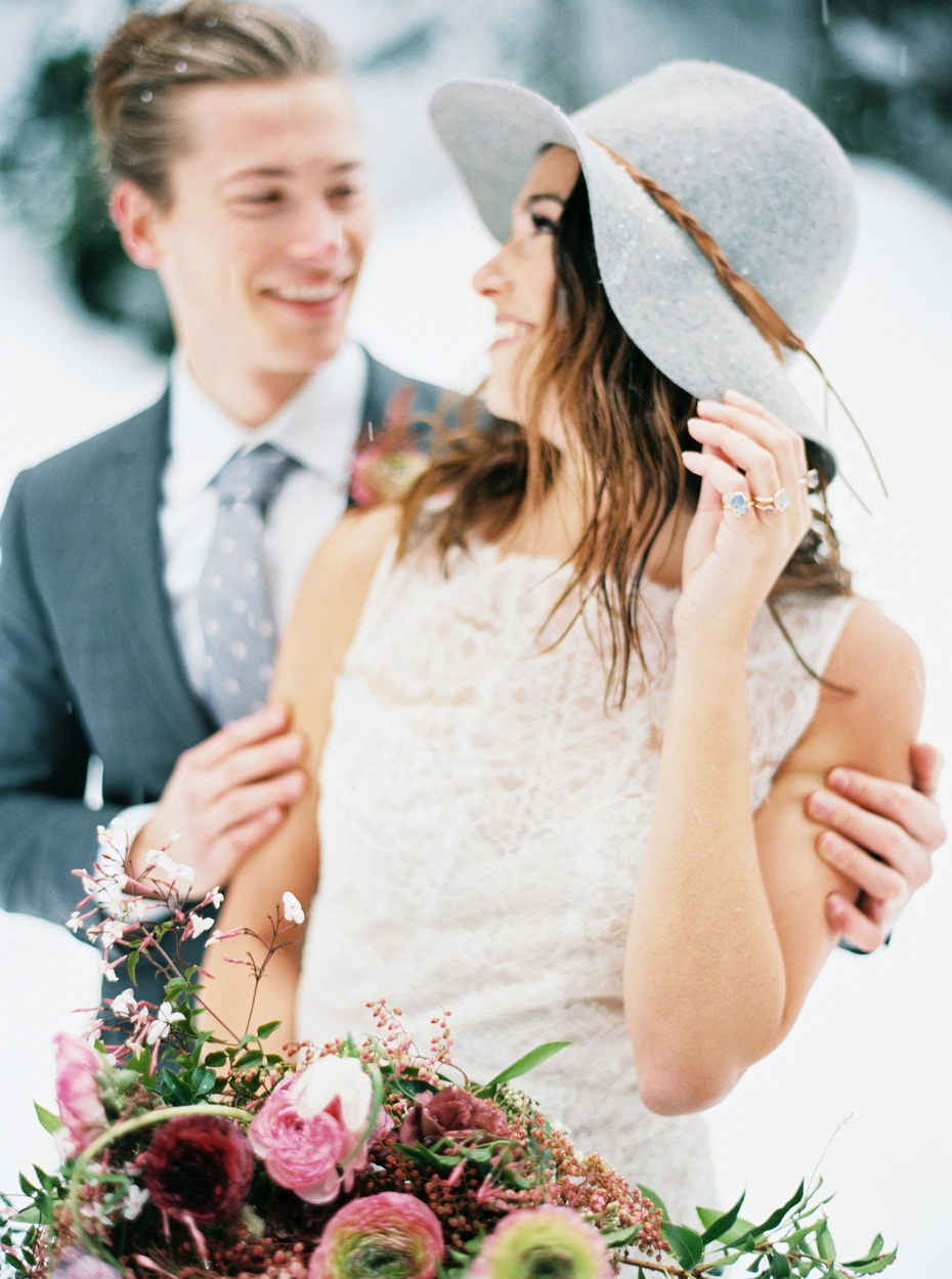 fun and laid back wedding style