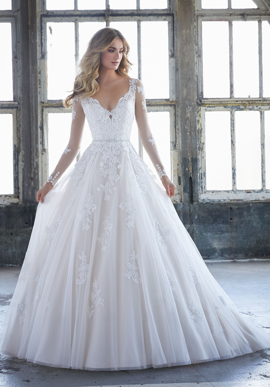 Morilee Trunk Show at Terry Costa
