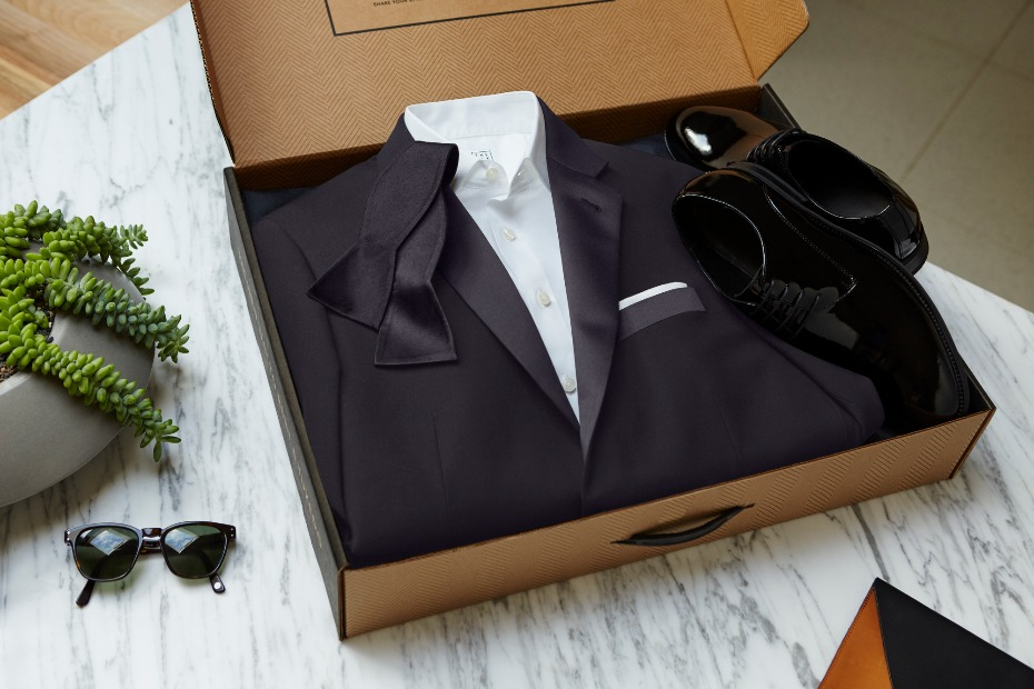 The Black Tux - Groom's Style Game Changer