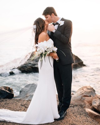 5 Reasons Your Groom's Gotta Know About The Black Tux