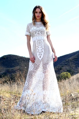 Saldana Vintage First 2018 Bridal Collection