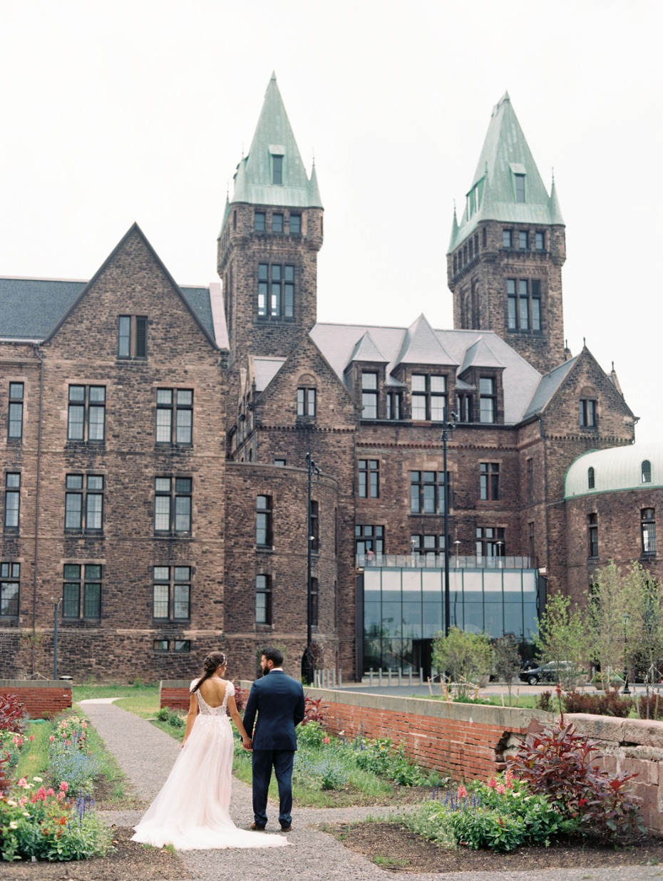 Unique new wedding venue in Buffalo New York Hotel Henry
