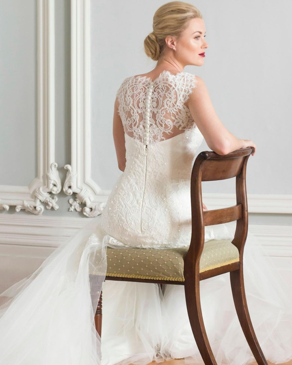 Augusta Jones Bridal Collection - Beautiful Backs