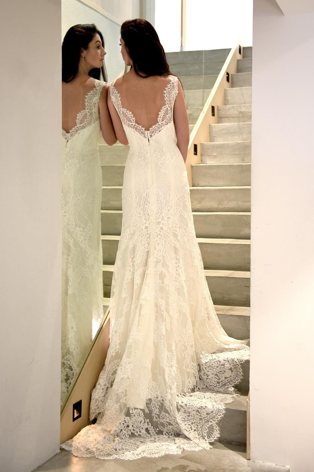 Trending It S All About That Back With Augusta Jones Bridal