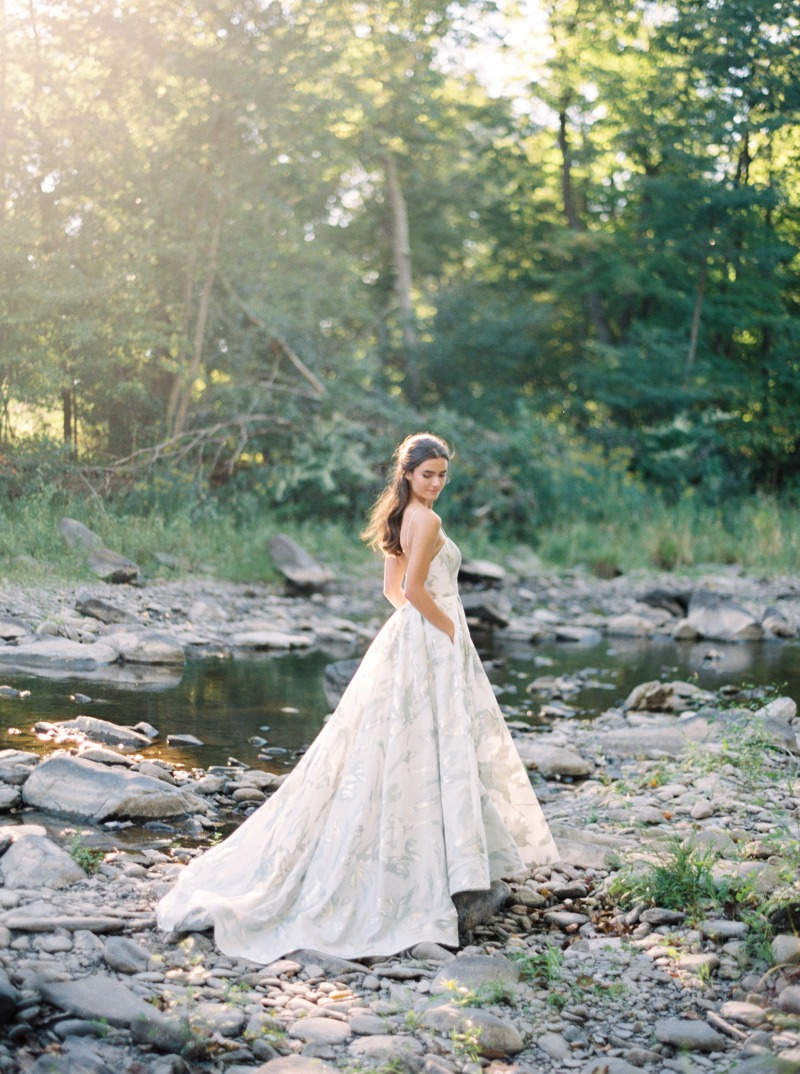 Inspiration Image from Rebecca Schoneveld Bridal