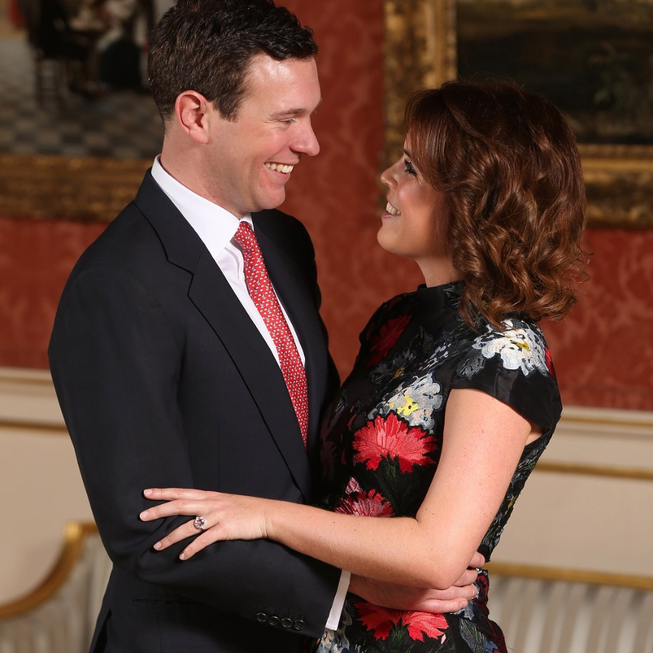 Princess Eugenie Needs to Move Wedding Date