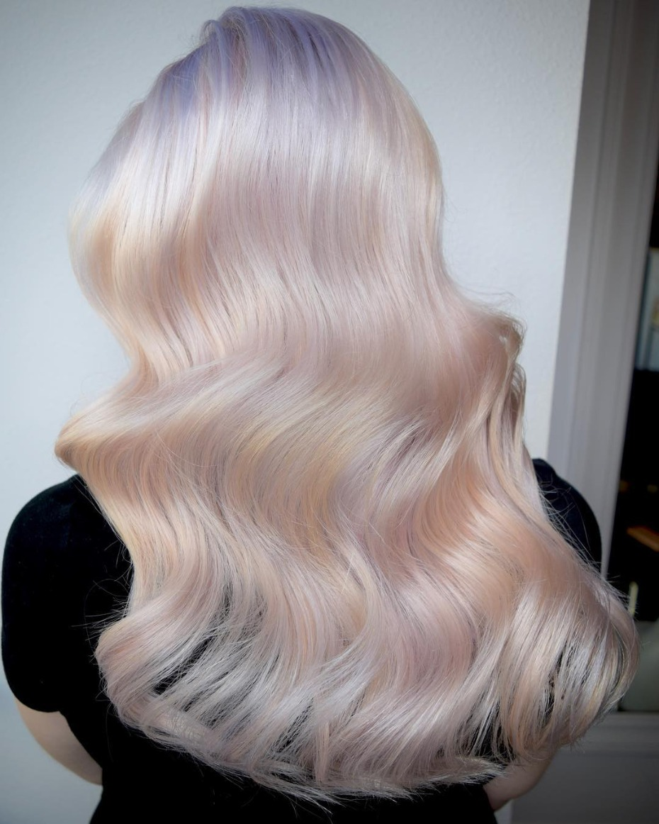 Hollywood Opal Hair for Brides