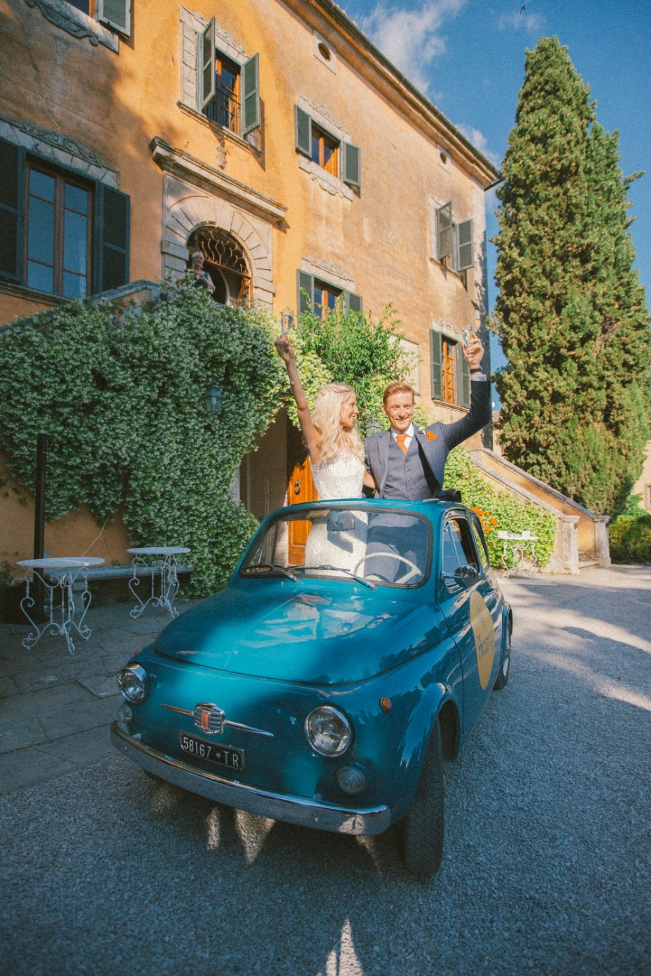 how to get married in Tuscany