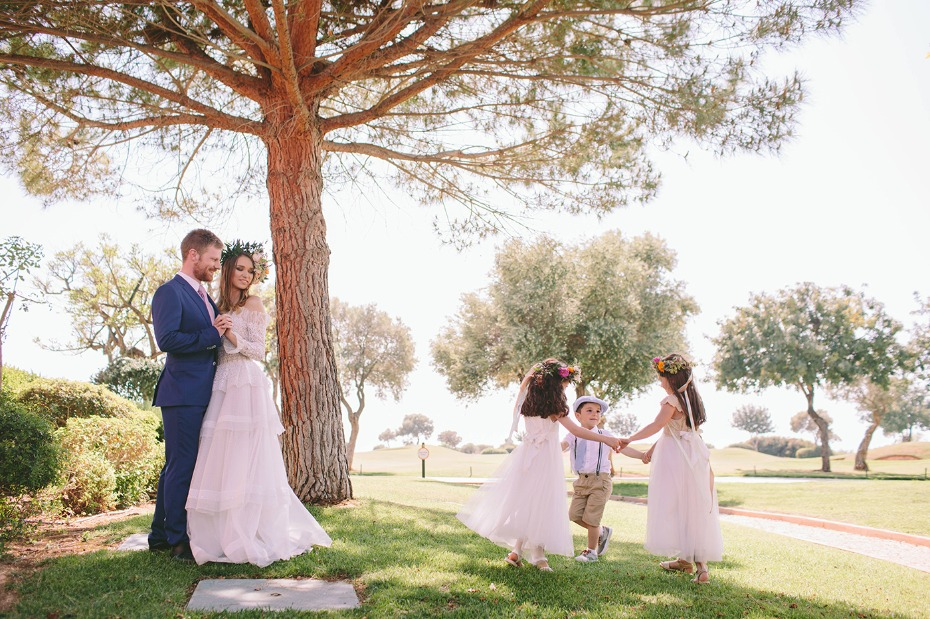 Beautiful summer wedding ideas from Cyprus
