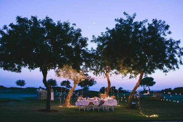 We're Dreaming of Summer After This Gorgeous Summer Wedding