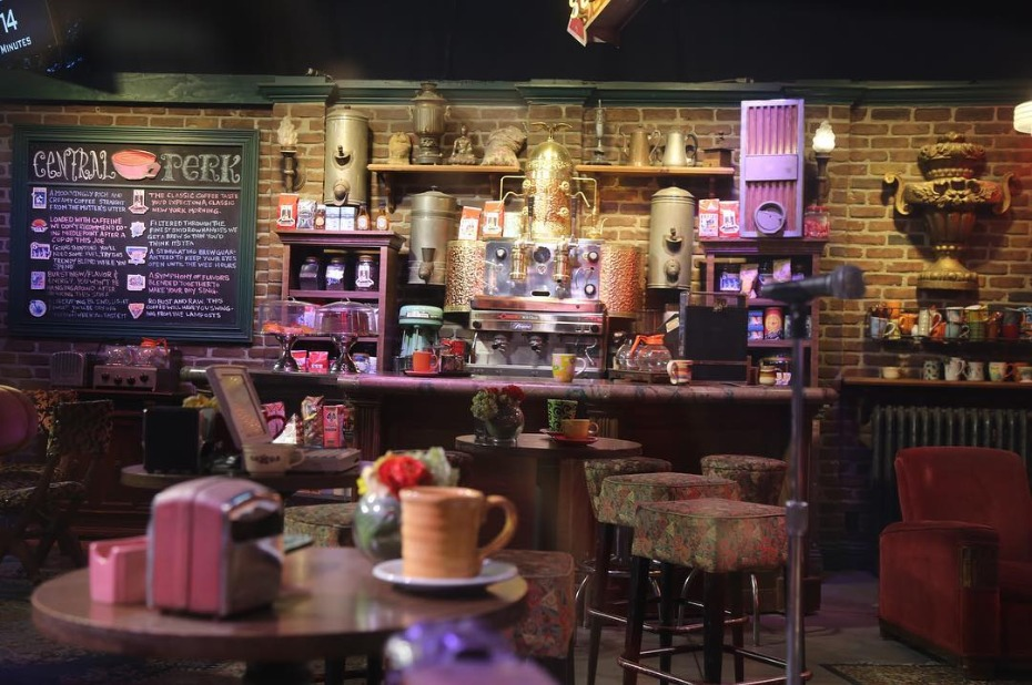 Central Perk Could Be Happening IRL