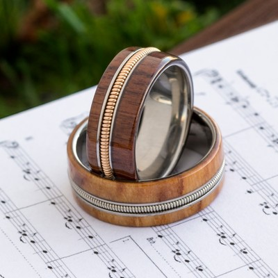 These Rhythmic Rings for Musicians Hit All the High Notes